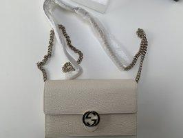 Gucci Handbag natural white