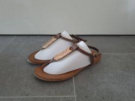 Inuovo Sandalo toe-post multicolore