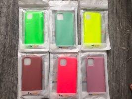 kwmobile Hoesje voor mobiele telefoons veelkleurig