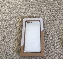 iPhone 7/8 Plus Handyhülle Chimpcase / Weiß
