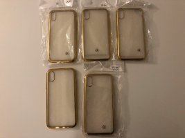 Mobile Phone Case gold-colored