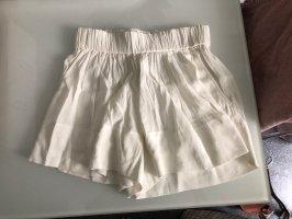 Iro Spódnico-spodenki w kolorze białej wełny-kremowy