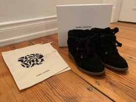 Isabel Marant Bobby Sneaker - schwarz - ungetragen