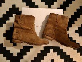 ISABEL MARANT Crisi Boots, Gr. 39, Braun
