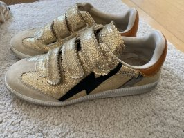 Isabel Marant Velcro Sneakers multicolored