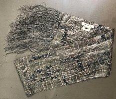 Isabel Marant pour H&M Zijden sjaal veelkleurig Zijde