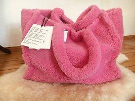 IT Piece- ✨Hingucker - Shopper, Weekender, Stand, Tote, Handtasche, große Tasche, faux fur, Teddy Tasche