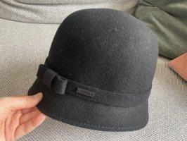 HUGO Hugo Boss Chapeau en laine noir