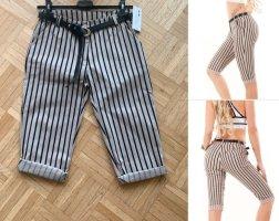 Made in Italy Pantalone a 3/4 multicolore