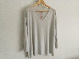 Italy Fashion Shirt Light Grey