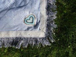 Shoulder Scarf multicolored cotton