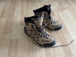 Jack Wolfskin Botas de nieve multicolor Cuero