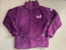 Jack Wolfskin Fleece Jackets lilac