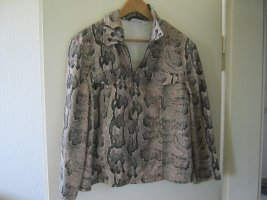 Canda Blouse Jacket bronze-colored-sand brown