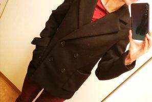 H&M Divided Outdoor Jacket black