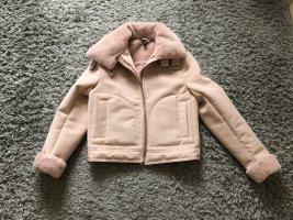 H&M Biker Jacket pink