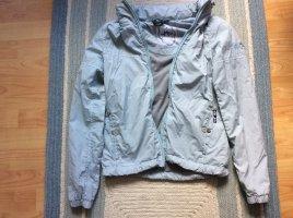 Mymo Hoody pale blue nylon