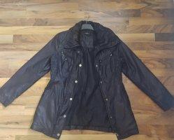 C&A Raincoat black