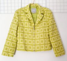 Versace Jeans Couture Blouson yellow-lime yellow cotton