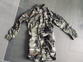 Amisu Military Jacket olive green-khaki