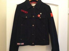 Esprit College Jacket black