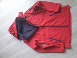 Janina Denim Veste softshell rouge brique