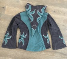 ohne Marke Fleece Jackets cornflower blue-light blue polyester