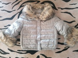 Jacke Fracomina Jeans ATOMIC SILBER FARBE