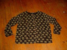 Gudrun Sjöden Shirt Jacket lime yellow-black cotton