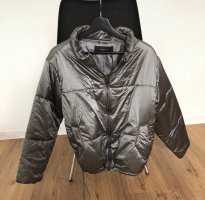 Reserved Giacca bomber argento