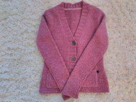 Brax Wollen blazer roze Wol