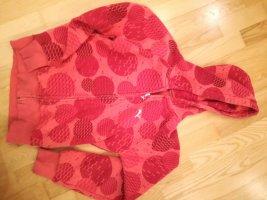 Puma Giacca sport rosso chiaro-rosso