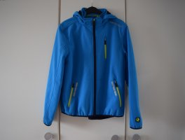 C&A Giacca softshell multicolore Poliestere