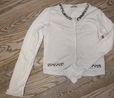 Margittes Shirt Jacket natural white cotton
