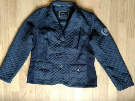 Jacke Tom Crown Dunkelblau Steppjacke  Größe 40
