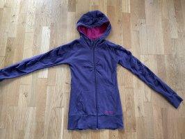 Jacke von Bench Größe S 36 lila pink