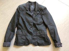 edc by Esprit Blazer in jeans nero Cotone