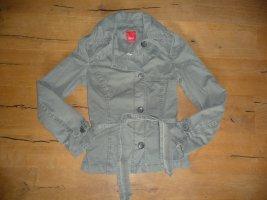 Jacke von Esprit - Gr. 36 - grün