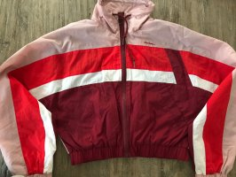 Urban Outfitters Giacca a vento rosso-beige chiaro