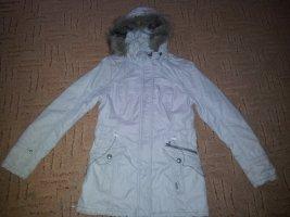 Cordon Veste d'hiver gris clair