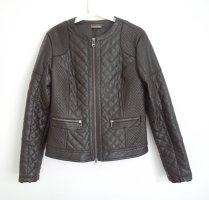 Jacken & Blazer-Abverkauf! Jeden Tag ein neues Teil! STREET ONE Lederjacke Gr.: 38