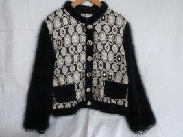 Jaguar Blusón multicolor lana de angora