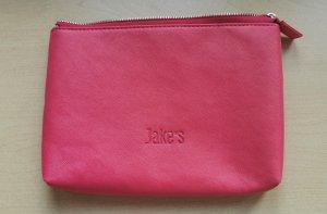 Jake*s Kosmetiktasche pink
