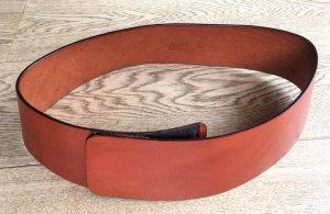 Jean Paul Gaultier Waist Belt cognac-coloured
