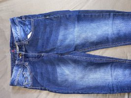 s.Oliver Low Rise jeans donkerblauw