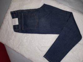H&M Skinny Jeans slate-gray-dark blue