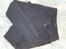 Zabaione Pantalon cinq poches bleu foncé