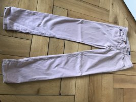 Adriano Goldschmied Skinny Jeans dusky pink mixture fibre