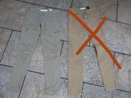 Jeans Beige Outdoorhose Gr. 34 Gr. 27