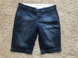 Jeans-Bermudashorts